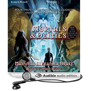 Mortals and Deities: Genesis of Oblivion, Book 2 (Unabridged)