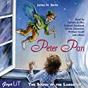 Peter Pan (The Sound of the Language) Hörbuch von James Matthew Barrie Gesprochen von: Gordon Griffin, Richard Auckland, Serena Giacomini