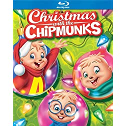 Alvin And The Chipmunks: Christmas With The Chipmunks [Blu-ray]