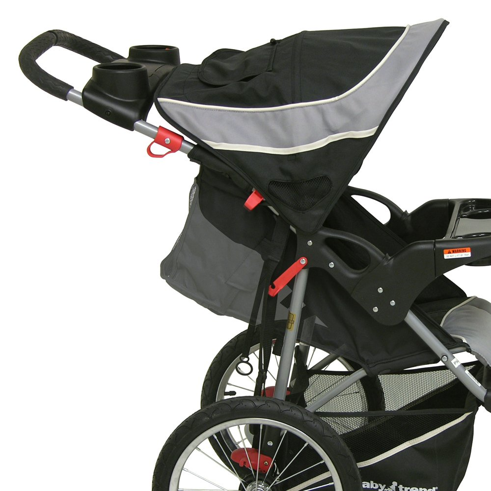 Galleon Baby Trend Expedition Jogger Stroller Phantom