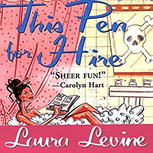 This Pen for Hire: A Jaine Austen Mystery | [Laura Levine]