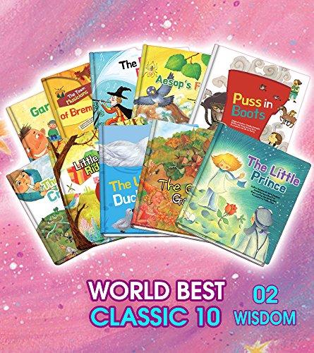 Oscar Wilde - 10 Classic Children's e-Books: 2.Wisdom Edition: World Best Classic (English Edition)