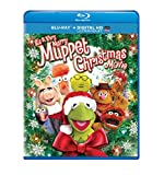 Its a Very Merry Muppet Christmas Movie (Blu-ray + DIGITAL HD with UltraViolet)