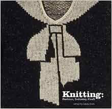 Knitting Fashion Industry Craft Sandy Black