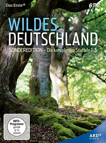 Wildes Deutschland Die kompletten Staffeln 1 3 6 DVDs Edizione Germania PDF