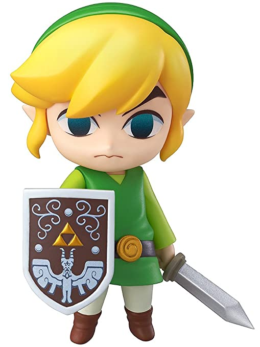 Good Smile The Legend of Zelda : Wind Waker Link Nendoroid Action Figure