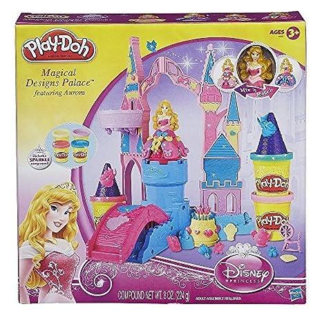 Sleeping Beauty Aurora Princess Castle Toy Magical Designs Palace Set Disney