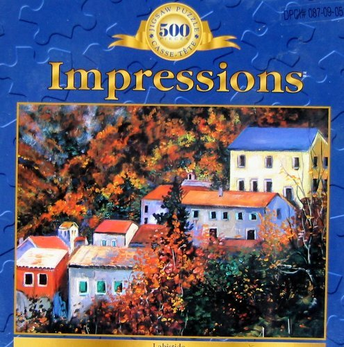 Impressions 500pc. Puzzle-Labistide