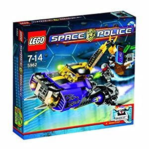 Lego Space Police Smash 'n Grab 5982