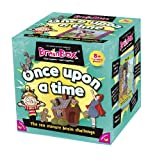 Green Board Games Brain Box Once Upon a Time