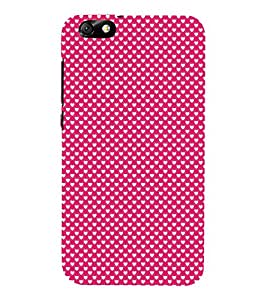 Valentines Day pattern 3D Hard Polycarbonate Designer Back Case Cover for Huawei Honor 4X :: Huawei Glory Play 4X