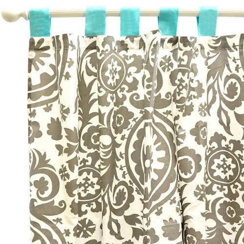 New Arrivals Curtain Panels, Wink, 2 Count - 1