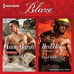 Pleasing Her SEAL & Red Hot Audiobook