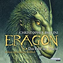 Eragon 4: Das Erbe der Macht (       UNABRIDGED) by Christopher Paolini Narrated by Andreas Fröhlich
