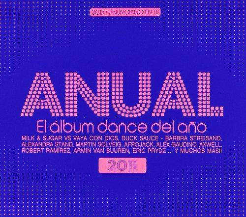 VARIOUS ANUAL 2011
