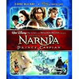The Chronicles of Narnia: Prince Caspian (Three-Disc Collector's Edition+ Digital Copy and BD Live) [Blu-ray] ~ Ben Barnes