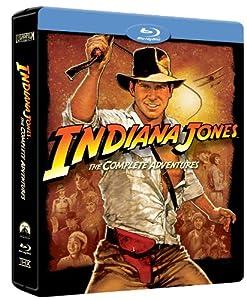 Indiana Jones - La quadrilogie [Édition Spéciale Amazon.fr]