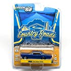 1966 FORD GALAXIE 500XL (Blue) * COUNTRY ROADS SERIES 12 * 2014 Greenlight 1:64 Scale Limited Edition Die-Cast Vehicle