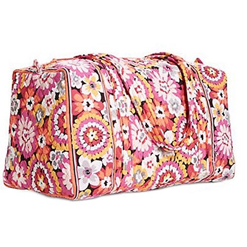 Gym Bag Vera Bradley: Vera Bradley Small Duffel Pixie Blooms Duffle Gym Bag
