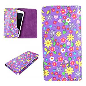 DooDa PU Leather Case Cover For Videocon Infinium Z50Q Lite
