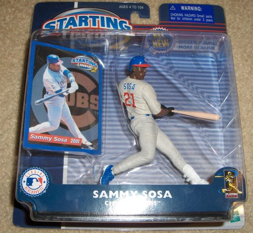 Sammy Sosa MLB Starting Lineup 2 Figure - 1