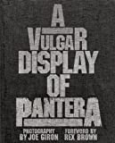 img - for A Vulgar Display of Pantera book / textbook / text book