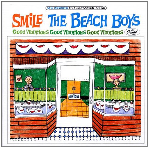 Original album cover of The Smile Sessions (2CD) by The Beach Boys