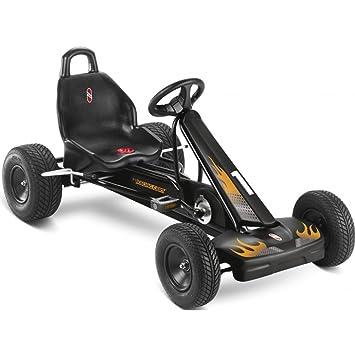 Puky F 1 L - Kart à pédales - noir 2018 kart a pedale enfant