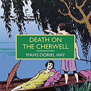 Death on the Cherwell Hörbuch