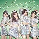 ハロウィン・ナイト Type C 【初回限定盤】 - AKB48