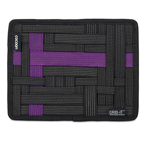 grid-it-cocoon-small-grid-organiser-21x16cm-black-with-purple