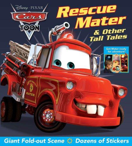 Disney Cars Mater Toys, Books & Games