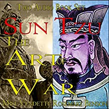 The Art of War Two Audio Book Set Audiobook by Sun Tzu Narrated by Rosemary Benson, Mike Vendetti
