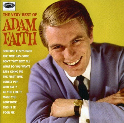 Adam Faith - 30 Years Of Number Ones, Vol. 02 1958-1960 - Zortam Music