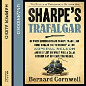 Sharpe's Trafalgar: The Battle of Trafalgar, 21 October 1805 (The Sharpe Series, Book 4) | Bernard Cornwell