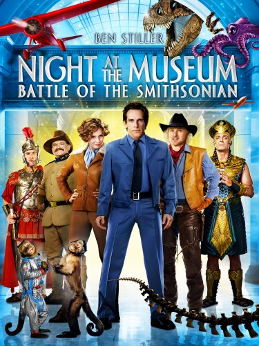 Night at the Museum: Battle of the Smithsonian: World Premiere