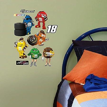 Kyle Busch M&M's Team Set of 6 NASCAR