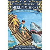 Shadow of the Shark: Magic Tree House, Book 53 | Mary Pope Osborne