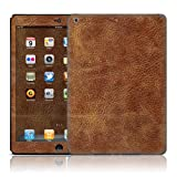 TaylorHe Vinyl Skins for iPad Air Tablet Ultra-slim Perfect Fit Made in Britain Colourful Decal With Patterns Leather Texture