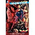 Justice League Trinity War HC (The New 52) (Justice League (DC Comics))