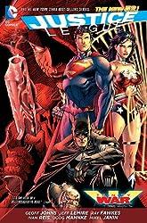 Justice League Trinity War HC (The New 52) (Justice League (DC Comics))