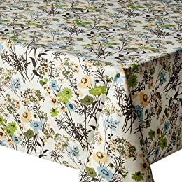 Product Image Home Floral Tablecloth - 60x84