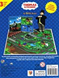 Rev Awdry Thomas and Friends: My Busy Book (includes a story book, 12 figurines, and a play mat) (Thomas and Friends / Thomas the Tank Engine)