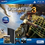 PS3 250GB Uncharted 3: Game of the Ye...