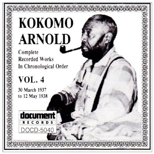 Complete Recorded Works Vol 4 1937-1938