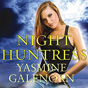 Night Huntress Audiobook