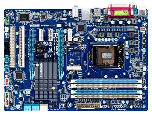 Gigabyte XKT-1155 Z68AP-D3 Motherboard (Rev 1.0)