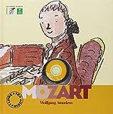 Wolfgang Amadeus Mozart (livre + 1 CD audio)