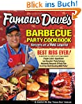 Famous Dave's Bar-B-Que Party Cookboo...