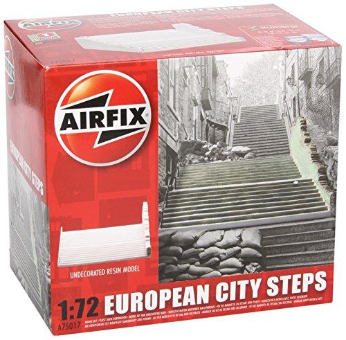 Airfix-A75017-Modellbau-Dioramen-European-City-Steps